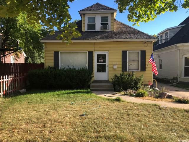 326 E Center St, Logan, UT 84321 (#1770952) :: Utah Dream Properties
