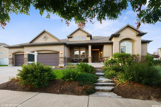 3298 W Neider Canyon Dr S, South Jordan, UT 84095 (#1770958) :: Doxey Real Estate Group
