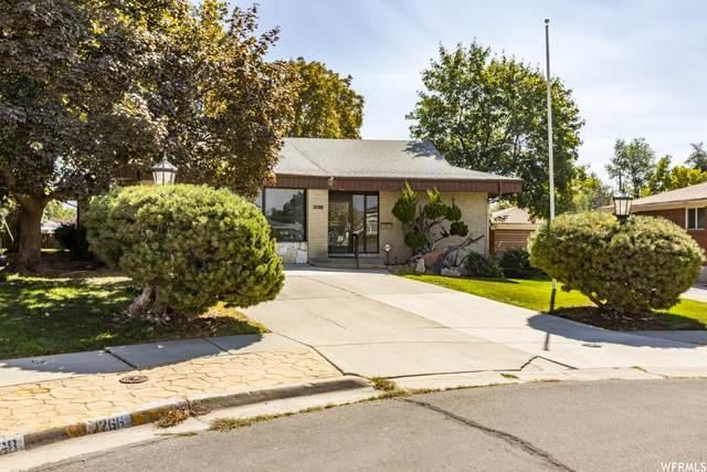 1262 E Iris Ln S, Salt Lake City, UT 84106 (MLS #1770969) :: Lookout Real Estate Group