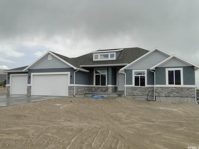 770 W Clark St #101, Grantsville, UT 84029 (#1770991) :: Utah Dream Properties