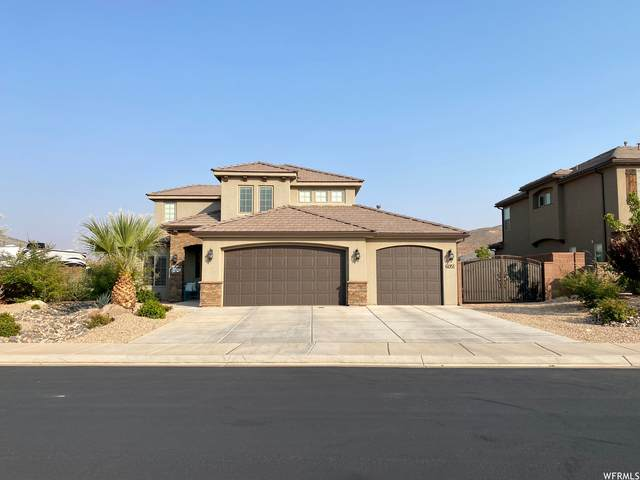 6051 S Zen Trail Way, St. George, UT 84790 (#1770996) :: Berkshire Hathaway HomeServices Elite Real Estate