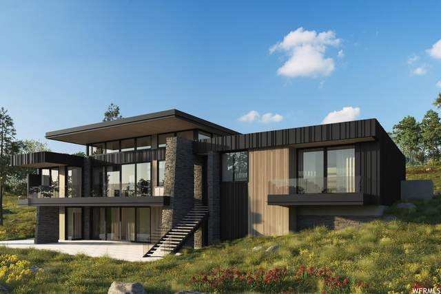 3499 Wapiti Canyon Rd, Park City, UT 84098 (#1771004) :: Pearson & Associates Real Estate