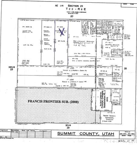 126 W Lambert Ln, Kamas, UT 84036 (MLS #1771016) :: High Country Properties