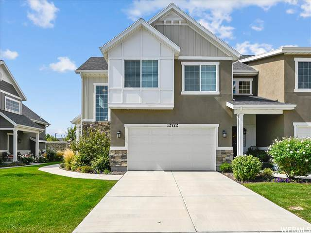 12722 S Stone Heights Dr W, Riverton, UT 84065 (#1771017) :: Bustos Real Estate | Keller Williams Utah Realtors