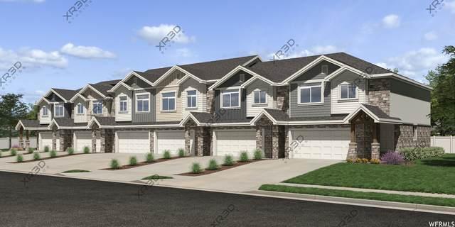 724 N 160 E #121, Tooele, UT 84074 (#1771035) :: Utah Dream Properties