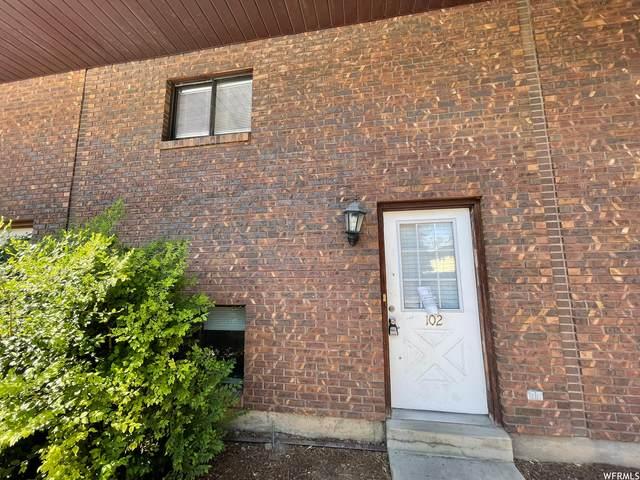 1325 S Lincoln Avenue Ave E F-2, Ogden, UT 84404 (#1771042) :: Red Sign Team