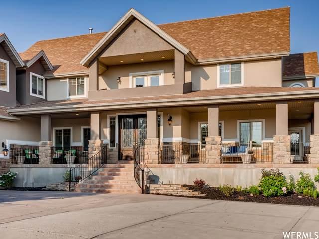 1454 W Riverton Rd S, Riverton, UT 84065 (#1771057) :: Bustos Real Estate | Keller Williams Utah Realtors