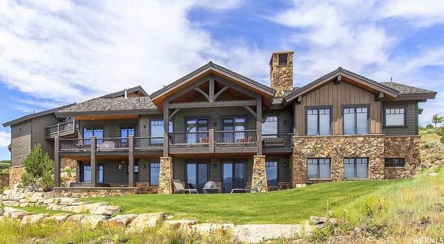 9060 N Twin Peaks Dr, Heber City, UT 84032 (MLS #1771075) :: High Country Properties