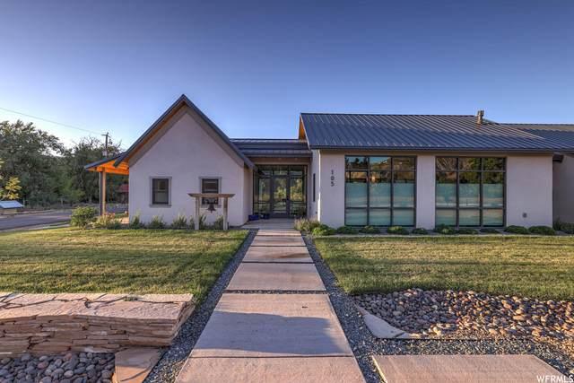 105 W 100 S, Virgin, UT 84779 (#1771076) :: Berkshire Hathaway HomeServices Elite Real Estate