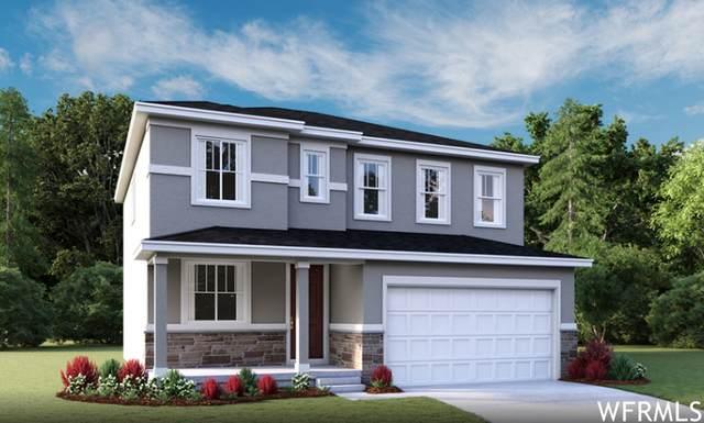 219 W Willet Dr N #38, Salem, UT 84653 (#1771077) :: Doxey Real Estate Group