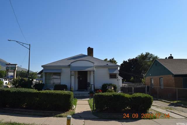 1191 E 20TH St S, Ogden, UT 84401 (#1771086) :: Bustos Real Estate | Keller Williams Utah Realtors