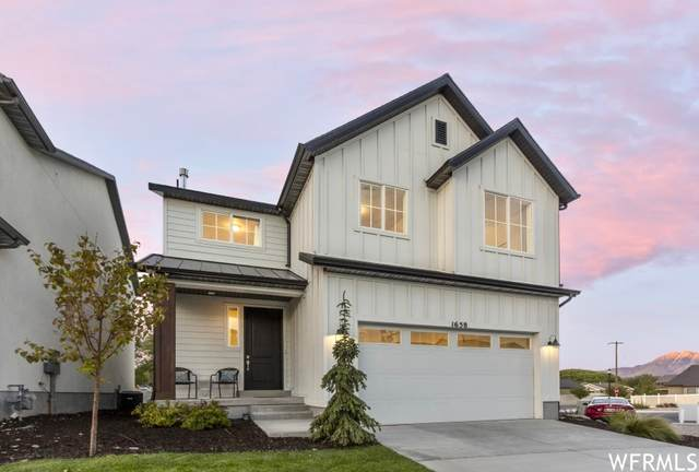 8266 N Larry Ln Lot120, Eagle Mountain, UT 84005 (#1771088) :: Red Sign Team