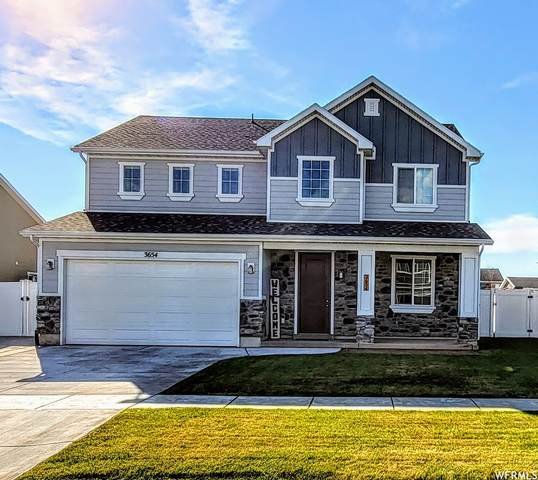 3654 S Wren St, Syracuse, UT 84075 (#1771089) :: Doxey Real Estate Group