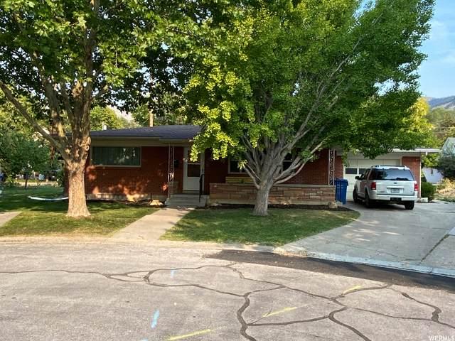 40 Raymond Ct, Logan, UT 84321 (#1771120) :: Utah Dream Properties