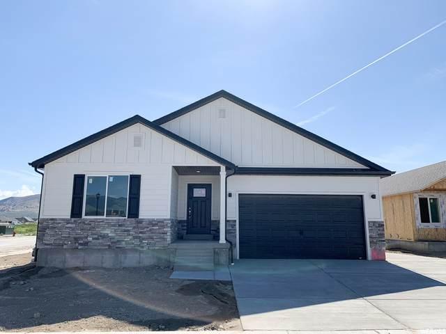 2302 E Quaken Aspen Ln #312, Eagle Mountain, UT 84005 (#1771151) :: Bustos Real Estate | Keller Williams Utah Realtors