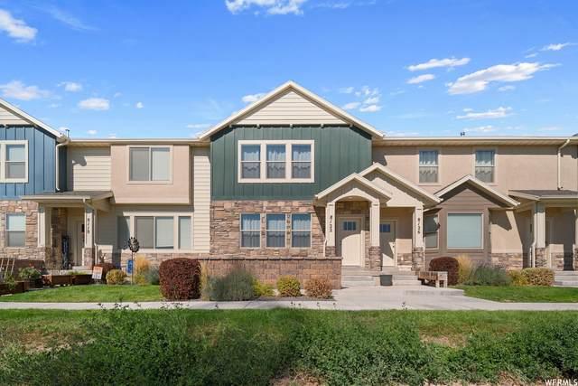 8122 N Rock Creek Cove Ln, Eagle Mountain, UT 84005 (#1771159) :: Pearson & Associates Real Estate