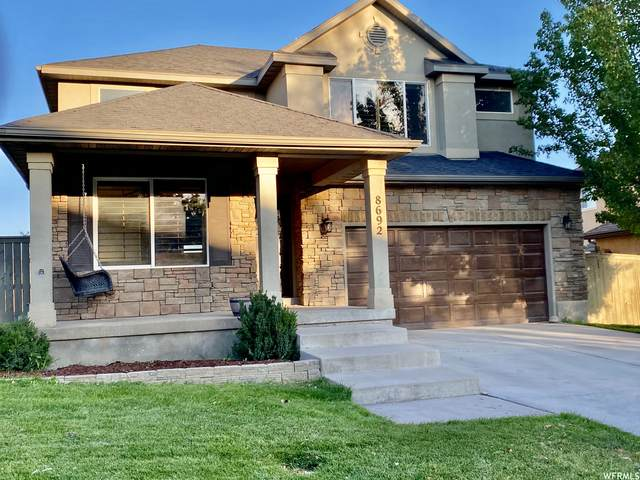 8692 N Jefferson Dr, Eagle Mountain, UT 84005 (#1771168) :: Doxey Real Estate Group