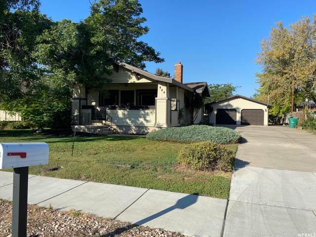 444 S Angel St, Layton, UT 84041 (#1771174) :: Bustos Real Estate | Keller Williams Utah Realtors
