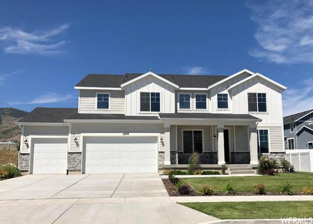 1552 W 990 S #215, Provo, UT 84601 (#1771175) :: Doxey Real Estate Group