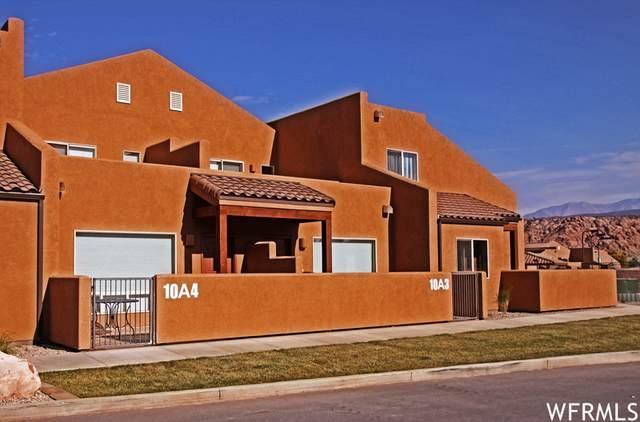 3853 S Red Valley Cir 10-A4, Moab, UT 84532 (#1771183) :: Bustos Real Estate   Keller Williams Utah Realtors