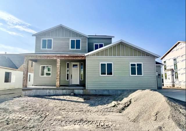 1107 W 1425 N #17, Lehi, UT 84043 (#1771190) :: Doxey Real Estate Group
