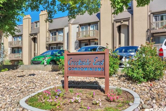 5326 S 590 E K, Salt Lake City, UT 84107 (#1771197) :: Doxey Real Estate Group