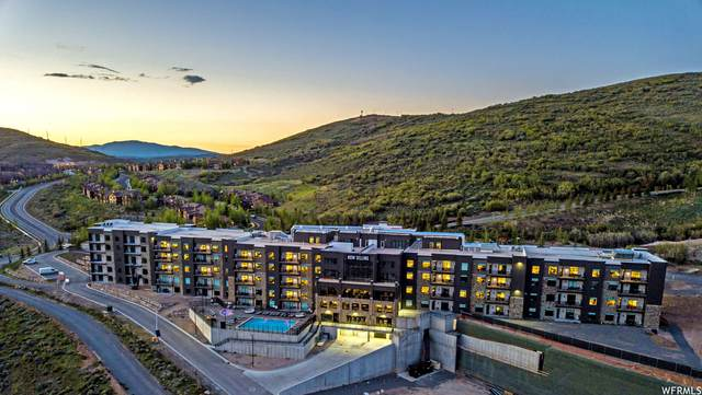 909 W Peace Tree Trl #602, Heber City, UT 84032 (#1771216) :: Bustos Real Estate | Keller Williams Utah Realtors