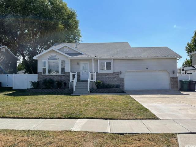 78 E 2275 S, Clearfield, UT 84015 (#1771222) :: Doxey Real Estate Group