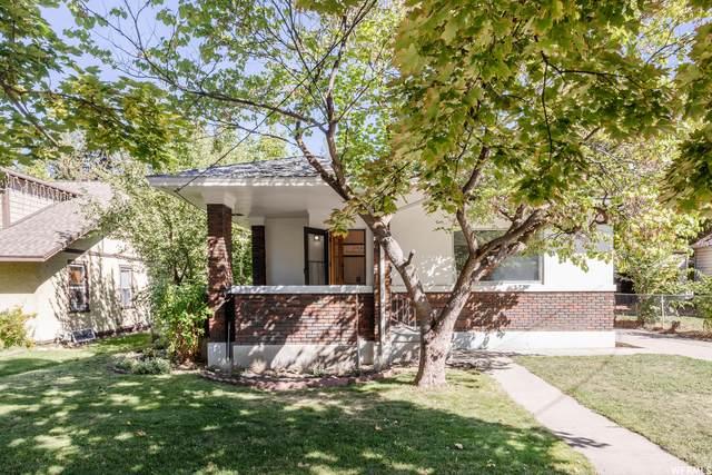 179 E 300 N, Logan, UT 84321 (#1771224) :: Utah Dream Properties