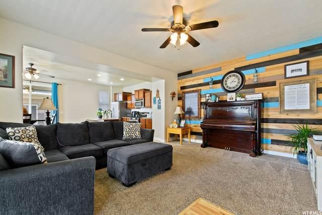 9605 N Deerfield Ln, Cedar Hills, UT 84062 (#1771242) :: Utah Dream Properties