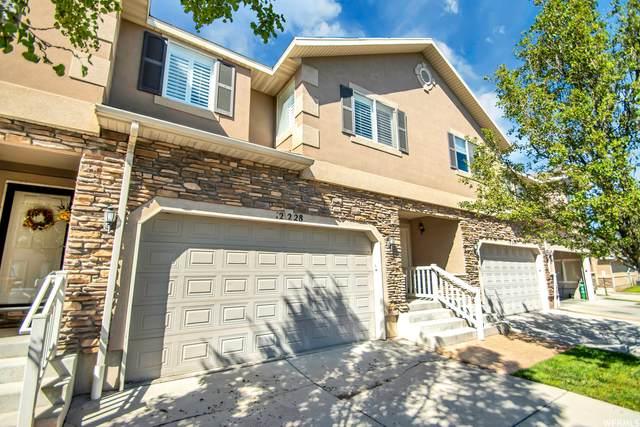 12228 S Madison Vw, Riverton, UT 84065 (#1771243) :: Bustos Real Estate | Keller Williams Utah Realtors
