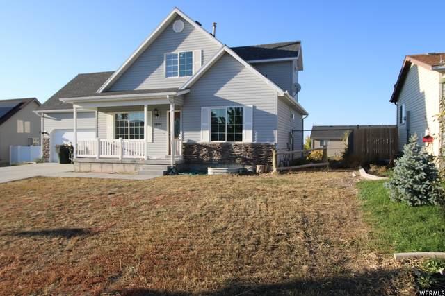 1004 Timpie Rd, Tooele, UT 84074 (#1771256) :: Bustos Real Estate | Keller Williams Utah Realtors