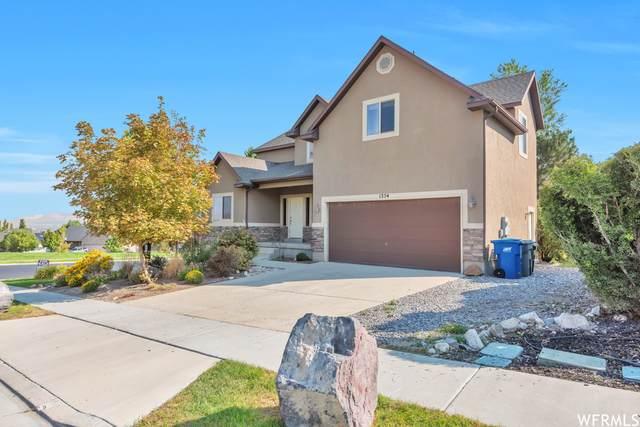 1354 S Lea Ct, Saratoga Springs, UT 84045 (#1771268) :: Bustos Real Estate | Keller Williams Utah Realtors