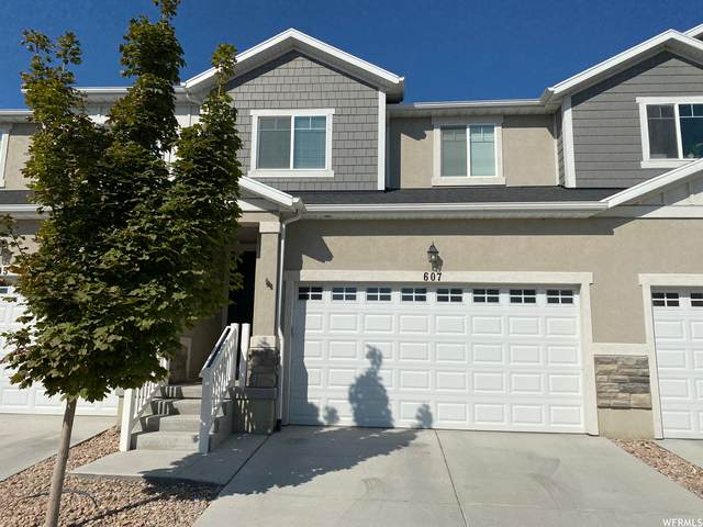 607 N Glenwilde Rd #116, Vineyard, UT 84059 (#1771275) :: Utah Dream Properties