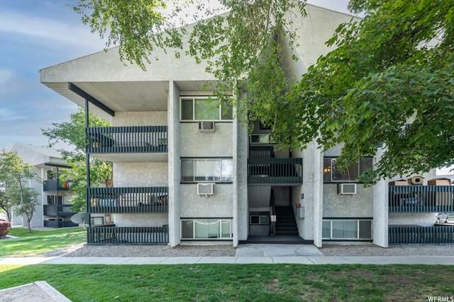 223 E Hill Ave S #4, Salt Lake City, UT 84107 (#1771276) :: Exit Realty Success