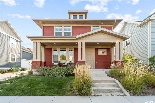 10258 S Millerton Dr, South Jordan, UT 84009 (#1771277) :: Bustos Real Estate   Keller Williams Utah Realtors