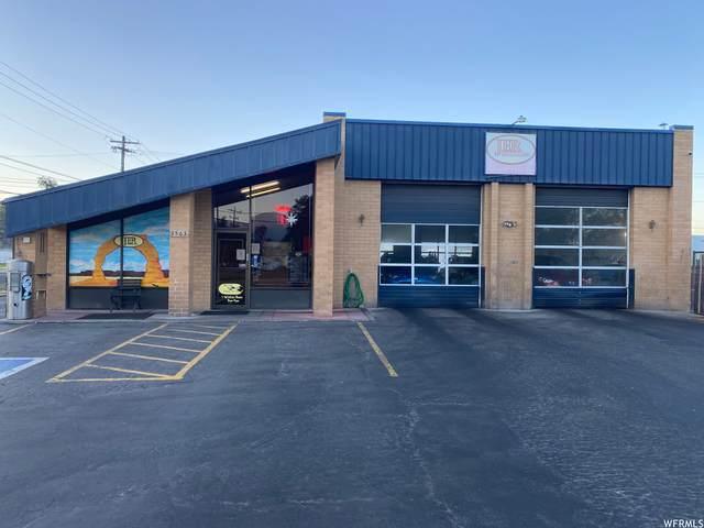 3563 S Lincoln Ave E, Ogden, UT 84401 (#1771286) :: Utah Dream Properties