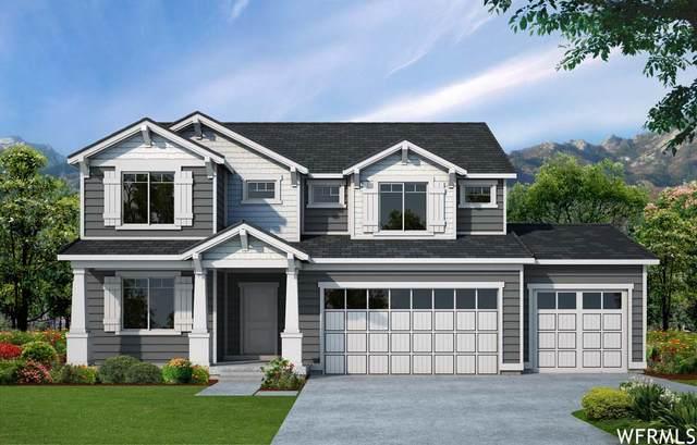 4854 N Granite Ln E #154, Eagle Mountain, UT 84005 (#1771299) :: Bustos Real Estate | Keller Williams Utah Realtors