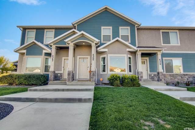 4366 N Daines Dr E #37, Eagle Mountain, UT 84005 (#1771306) :: Bustos Real Estate | Keller Williams Utah Realtors