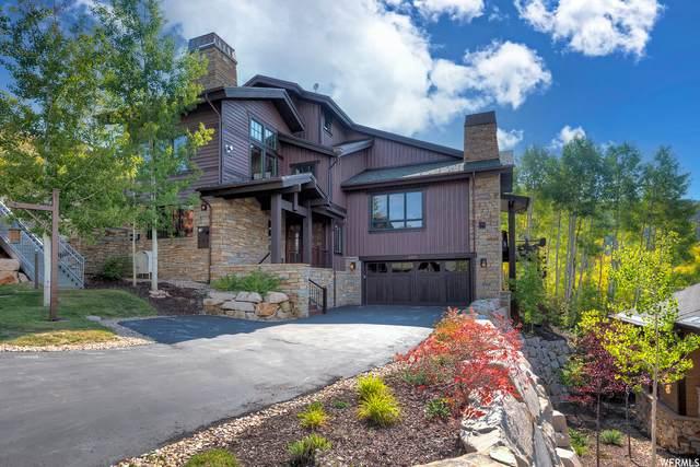 6590 Lookout Dr, Park City, UT 84060 (#1771331) :: Utah Dream Properties