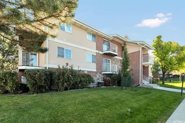 1458 N 1250 W #114, Orem, UT 84057 (#1771333) :: Utah Dream Properties