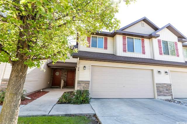 36 Fairway Ln, Logan, UT 84321 (#1771341) :: Utah Dream Properties