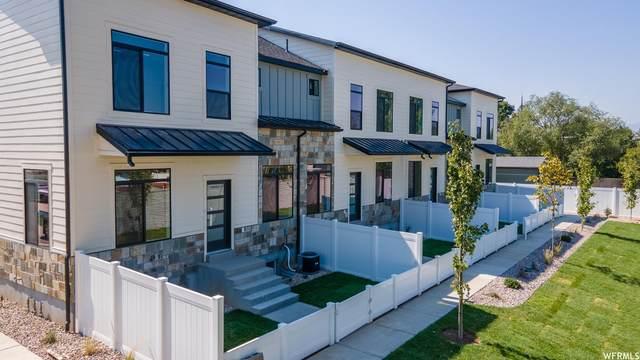 122 E 7085 S #1, Midvale, UT 84047 (#1771352) :: Bustos Real Estate | Keller Williams Utah Realtors