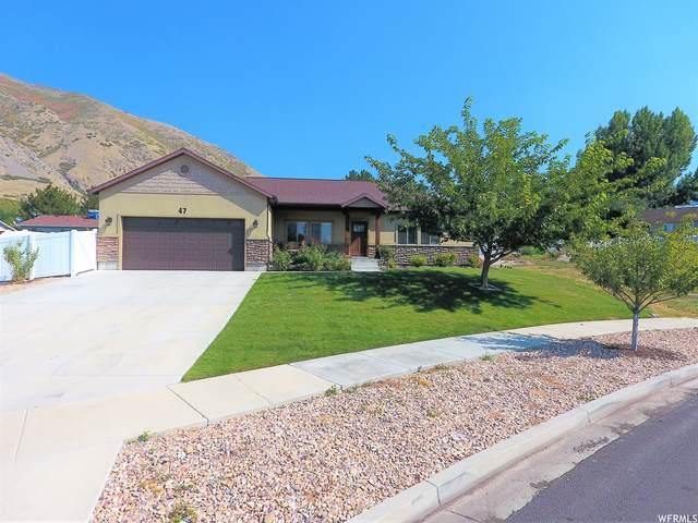 47 S 950 E, Springville, UT 84663 (#1771360) :: Utah Dream Properties