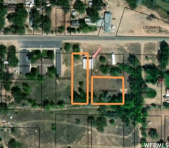 10375 E 4750 S, Randlett, UT 84063 (#1771365) :: Doxey Real Estate Group