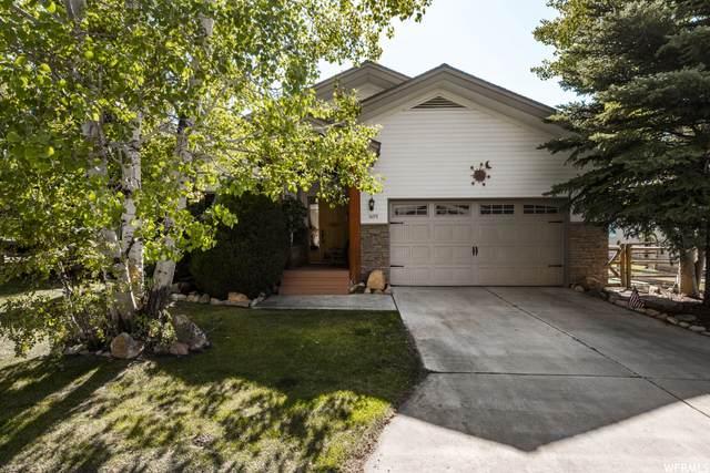 1609 Southshore Dr, Park City, UT 84098 (#1771371) :: Doxey Real Estate Group
