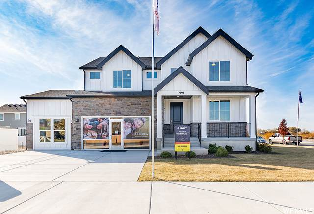 4185 W 800 S #431, Syracuse, UT 84075 (#1771372) :: Doxey Real Estate Group