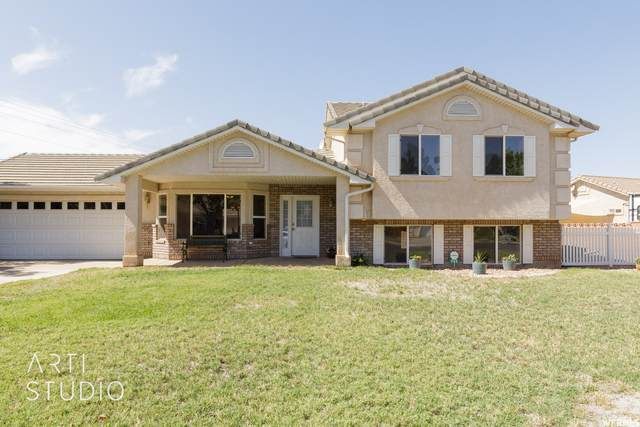 765 N 1110 Cir W, St. George, UT 84770 (#1771373) :: Doxey Real Estate Group