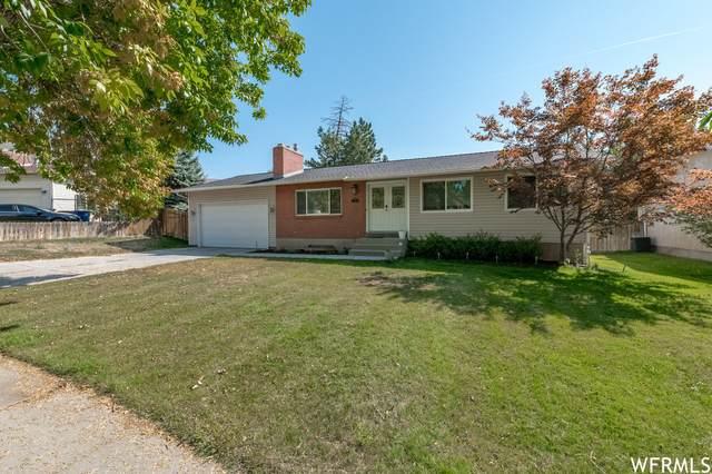 1008 E 400 S, Kaysville, UT 84037 (#1771374) :: Utah Dream Properties