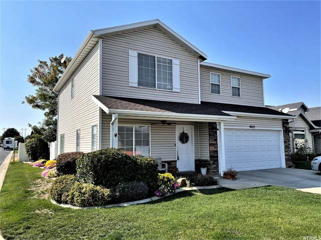 4623 S Promenade, Roy, UT 84067 (#1771378) :: Doxey Real Estate Group